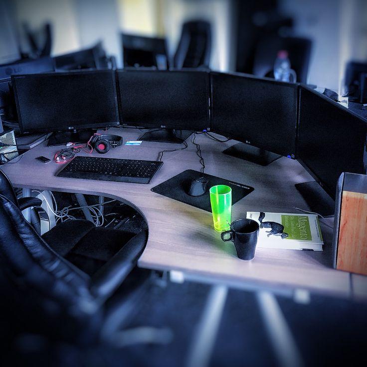 My new working Place  #myknips #berlin #biesdorf #icartech #work #arbeit #4D