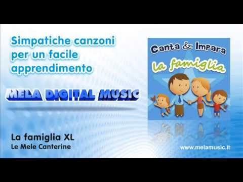 La famiglia XL - Canzoni per bambini di Mela Music
