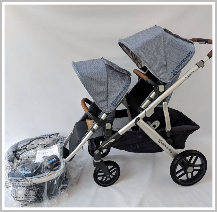 64 reference of 2019 uppababy vista double stroller in