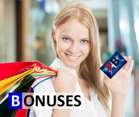 GET YOUR PERFECT BONUS CARD AND RECEIVE FREE BONUSES!   US$ 10 in Free Downloads Unlimited Discounts and Bonuses Collect DEALPOINTs for FREE SHOPPING  Benefits for Members who Recommended Businesses For each Business recommended, you will Receive 20 DEALPOINTS. If the Business has already been recommended by another Member you will receive 5 DEALPOINTS. The DEALPOINTS are loaded on DP ON HOLD and will beAccredited when the Business is Verified and Published on PERFECTPAGES.