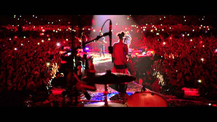 Coldplay ft. Rihanna - Princess Of China (LIVE in DTS-HD 1080p) - YouTube