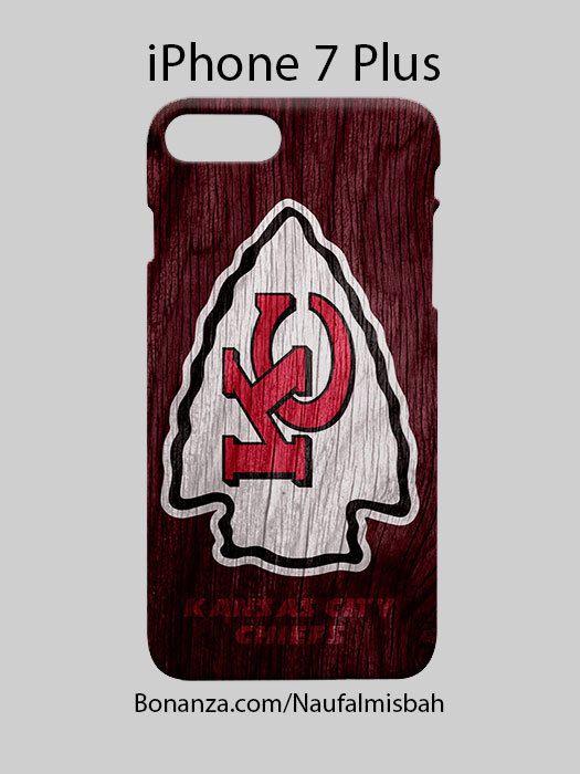 Kansas City Chiefs Custom iPhone 7 PLUS Case Cover