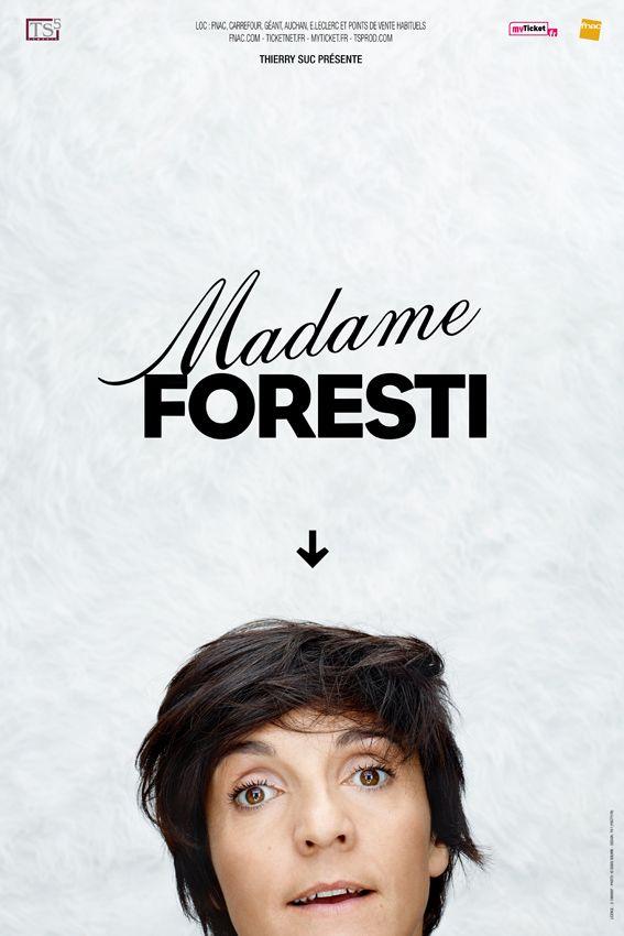 Spectacle de Florence Foresti - 13 mars 2015 à Bordeaux