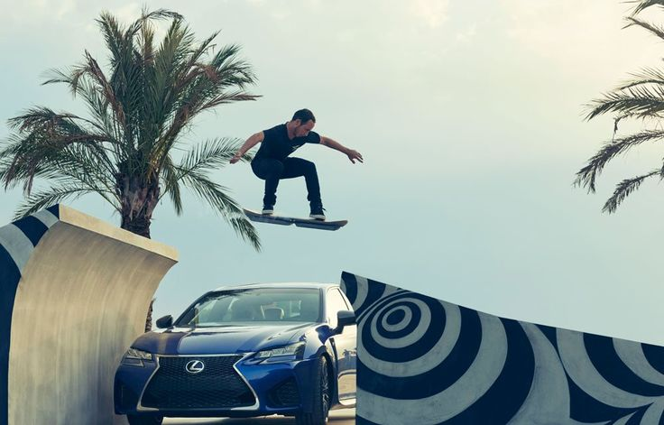 The Lexus hoverboard will work, but not in your hands
