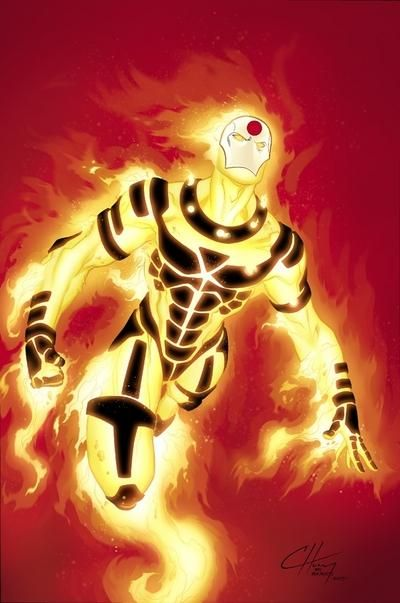 Thanks to Joe Madureira art and costume design in Age of Apocalypse I like this character even more: Sunfire.
