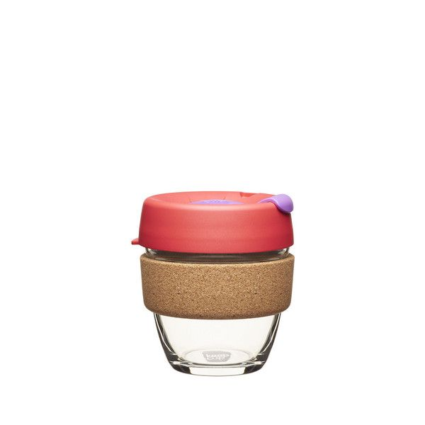 KeepCup Brew LE Cork Sumac S (227 ml)