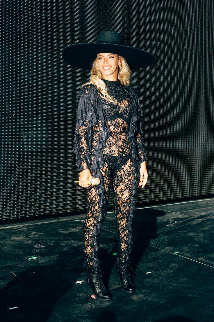 Beyoncé Formation World Tour Dodger Stadium Los Angeles California 14th September 2016