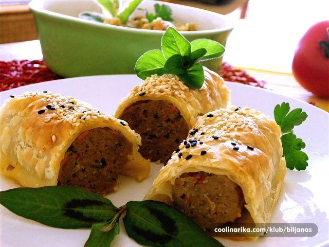 201 best yugoslavian homelands recipes images on pinterest saznaj vie sausage kobasice rolls forumfinder Images