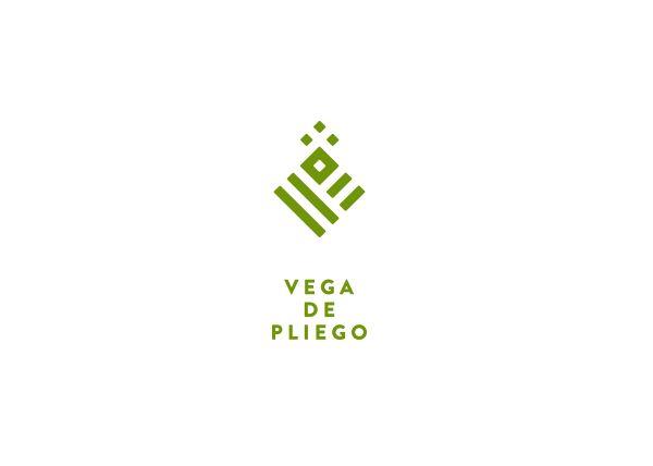 Vega de Pliego by Andrés Guerrero, via Behance