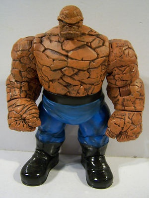Marvel Select The Fantastic Four The Thing Ben Grimm