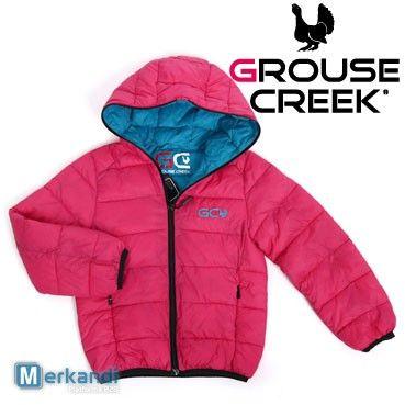 Grouse Creek ingrosso giacche per bambini #88747 | Abbigliamento per bambini | merkandi.it