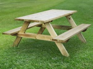 Best 25+ Wooden Picnic Tables Ideas On Pinterest | Kids Wooden Picnic Table,  Wooden Spool Tables And Wooden Kids Table