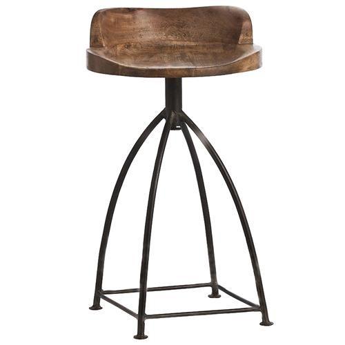 Die besten 25+ Rustic counter stools Ideen auf Pinterest - barhocker mit lehne 15 beispiele