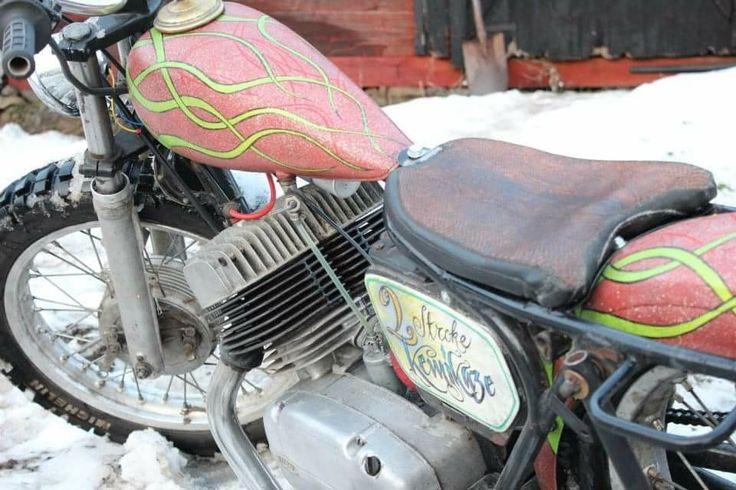 jawa 350cc 2t