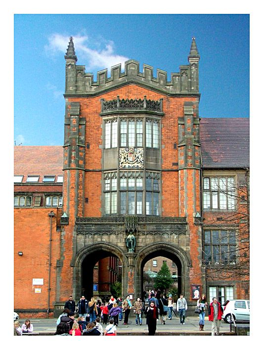 University of Newcastle upon Tyne. Founded 1852. Spent a very happy four years here!