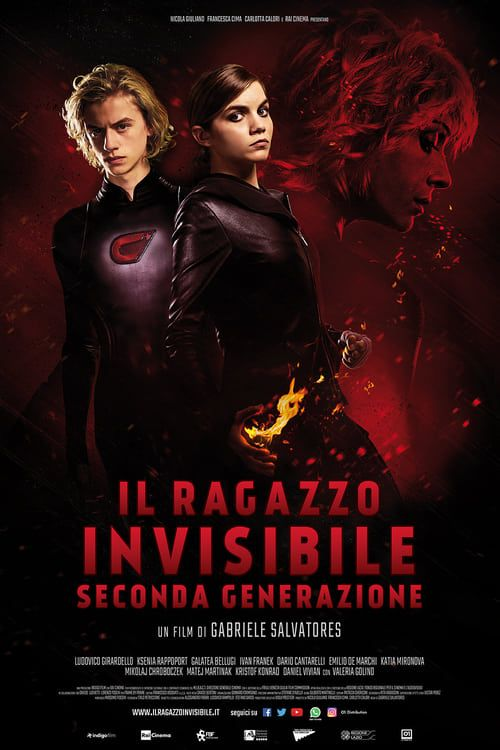 Watch The Invisible Boy Second Generation 2018 Movie Hd Online