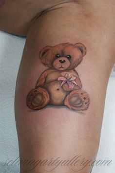 25 unique teddy bear tattoos ideas on pinterest teddy bear drawing bear cartoon and cartoon bear. Black Bedroom Furniture Sets. Home Design Ideas