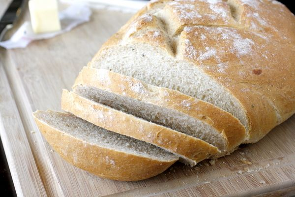 ... Potato Bread - what do you think, shall I try it with sweet potatoes