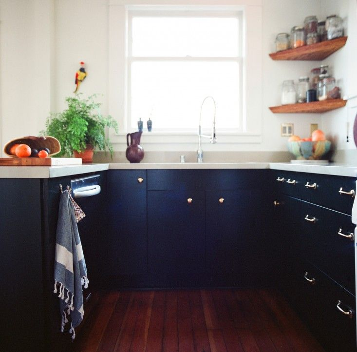 House Call with Los Angeles Jeweler Kathleen Whitaker, Echo Park, Kitchen