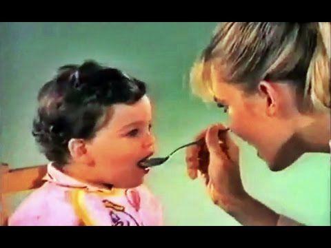 1991 Nutrexpa Blevit Puré para tu bebé - Comida para bebés - Publicidad Anuncio España Comercial - YouTube