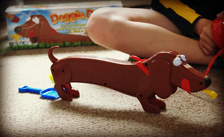 Mama OWL: Doggie Doo Game Review