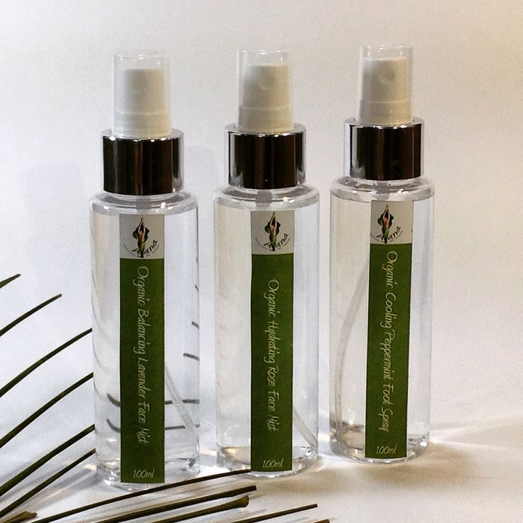 All natural face mist made with nourishing hydrosols. 100ml - $18.50
