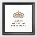 Queen: Iphone Cases, Favorite Prints, Queen, Products Avail, Prints Custom, Art Prints, Life Mottos, Bedrooms Art, Earl Art