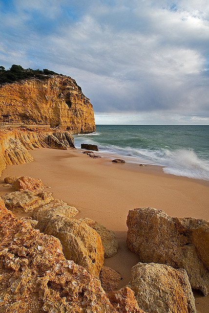 Carvoeiro, Algarve, Portugal....  been there, done that, seen it!