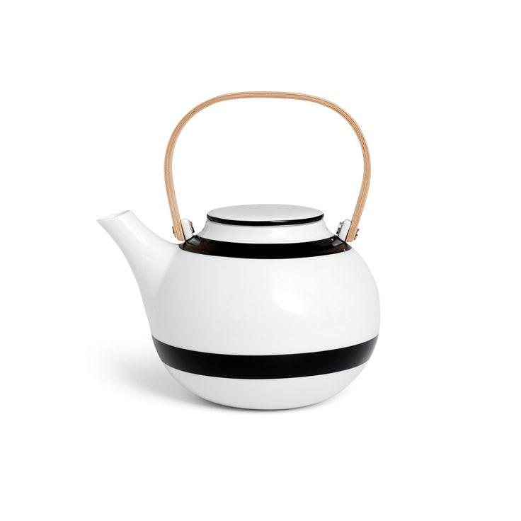 6 Stylish Modern Teapots
