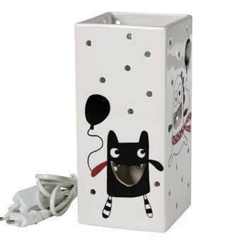 Minimonster lamp - black-white - Cult design