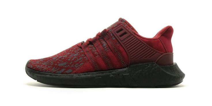 adidas EQT Support 93/17 Burgundy Red #thatdope #sneakers #luxury #dope #fashion #trending