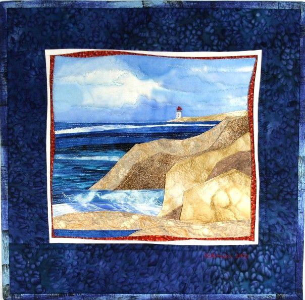 coastline - Karen Eckmeier