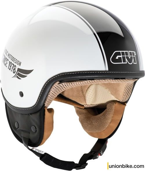 Casco Givi 10.9 Easy-J in Demi Jet - Open Face - Caschi