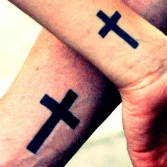 ... tattoo to share the gospel with other people that have tattoos