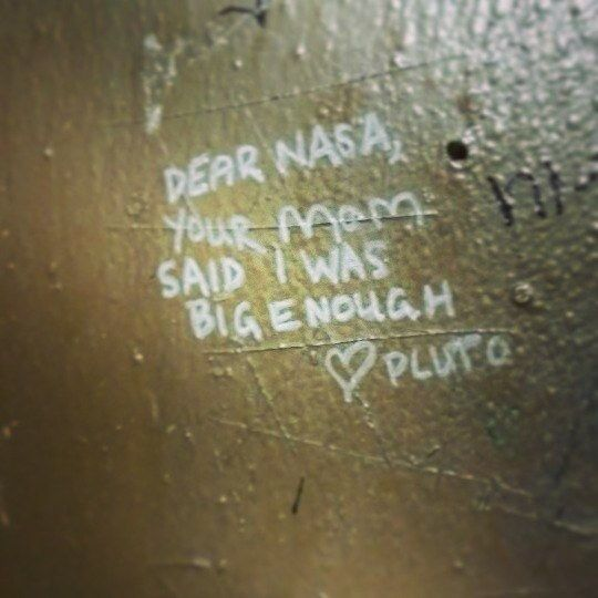 This bathroom graffiti. | 36 Things That Prove Scientists Have Too Much Time On Their Hands
