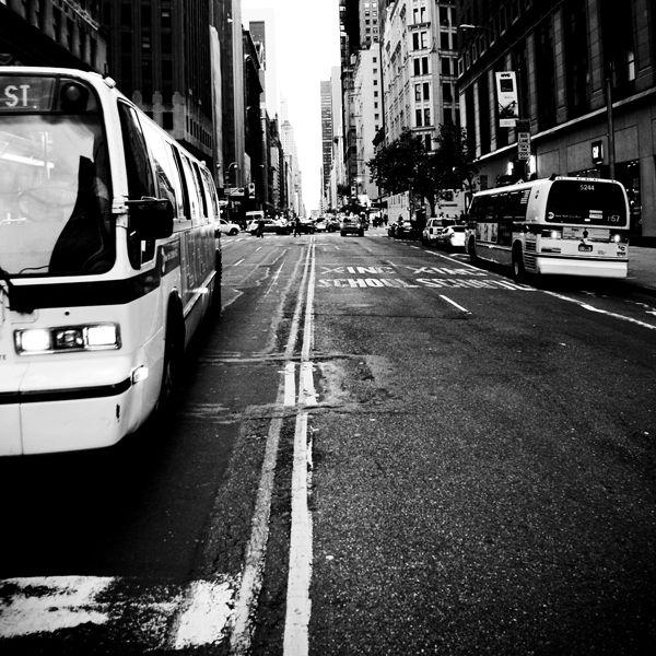 public transit in nyc.