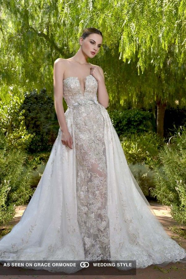 48 best ysa makino images on pinterest short wedding for Ysa makino wedding dress