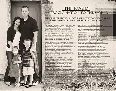 Free LDS Printables: Family Pictures, Proclamation Picture, Church Stuff, Family Photos, Lds Printables, Photo Idea, Family Proclamation, Free Lds