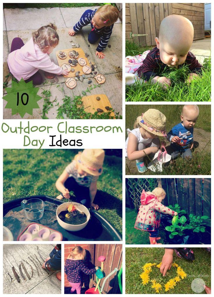 Outdoor Classroom Day  Outdoor Play Ideas  Outdoor -2501