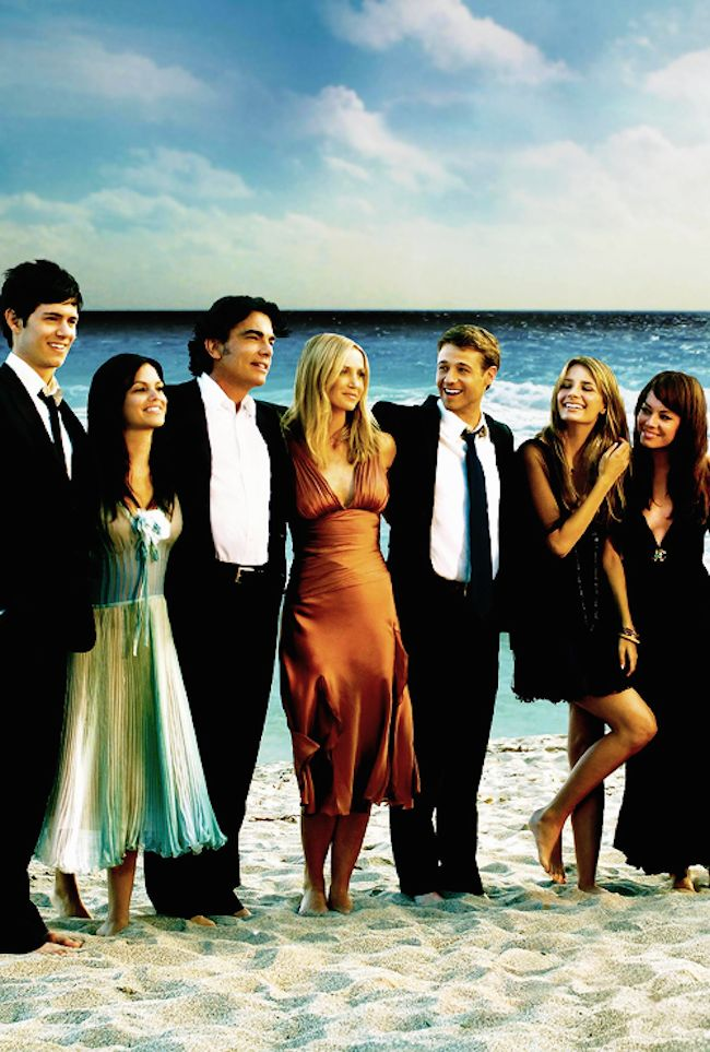 THE OC. Love this show!