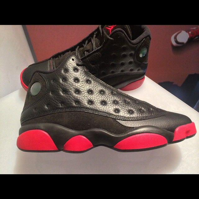 check out c5a46 547b3 ... wholesale nike air jordan 13 retro black gym red dirty bred new 95e13  60ce9 226 best ...