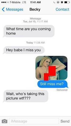 Messages wife sexting What To