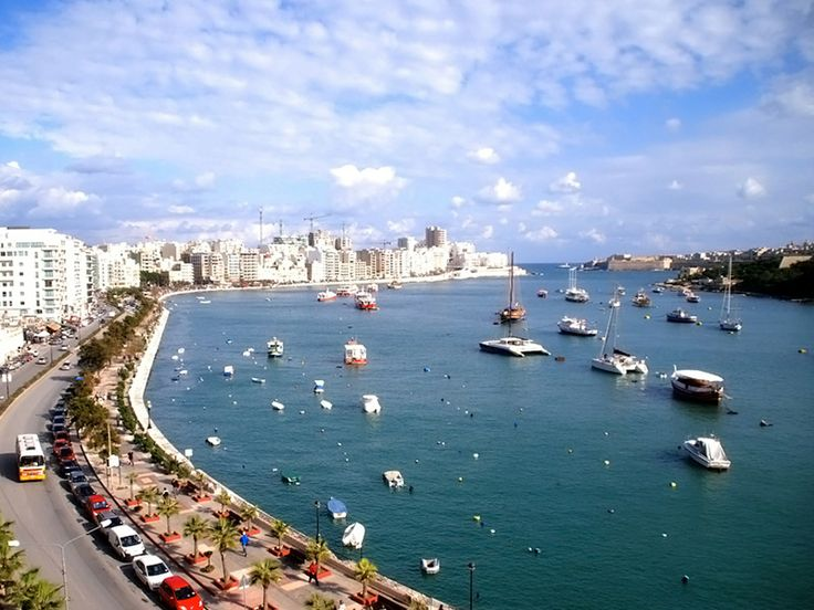 #Gzira #Sliema #Malta