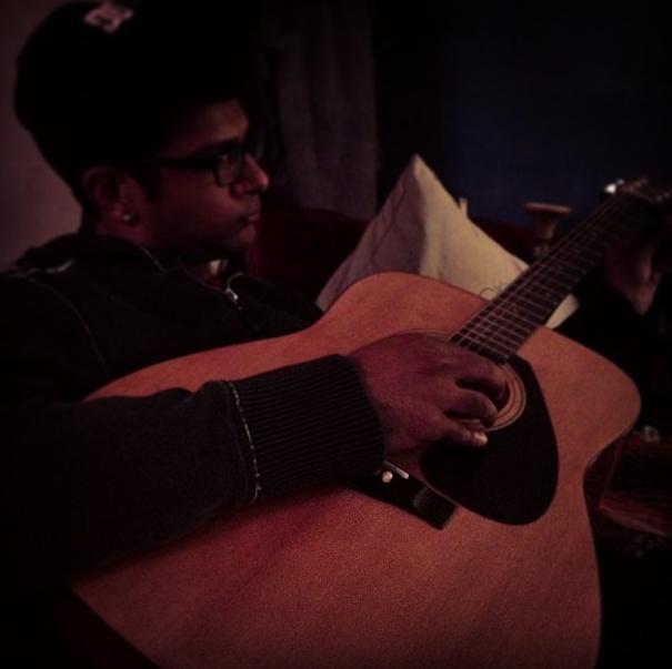 guitarman <3 Utkarsh Ambudkar from Pitch Perfect,