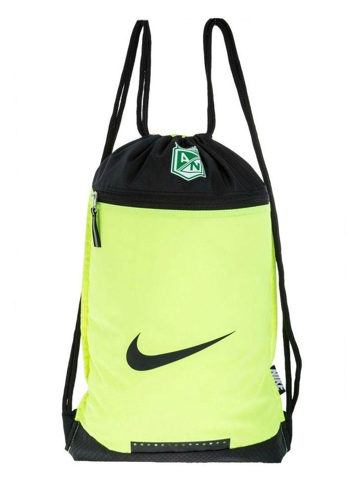 Tula Nike Verde/Negra Atlético Nacional 2016