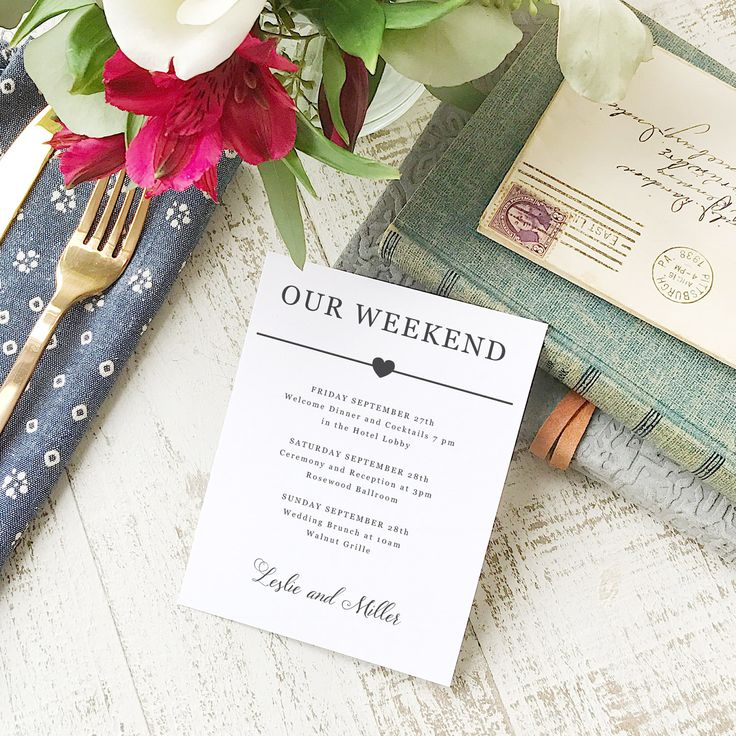 sample wedding invitation letter for uk visa%0A      Editable Template  No Locked Fields  For Word on PC or Pages on Mac  Use your home printer to create stunning printable wedding agenda or event  cards