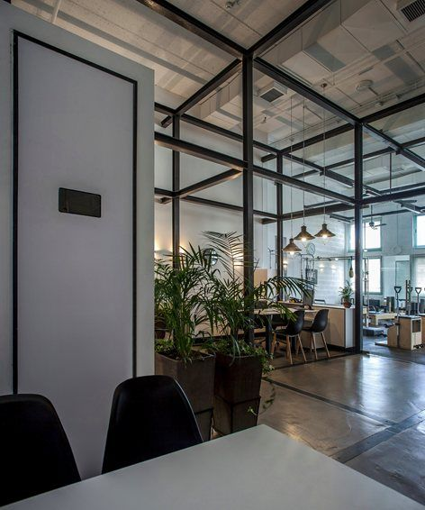 Powerhouse - KL Pilates, Kefar Sava, 2014 - Jacobs-Yaniv Architects