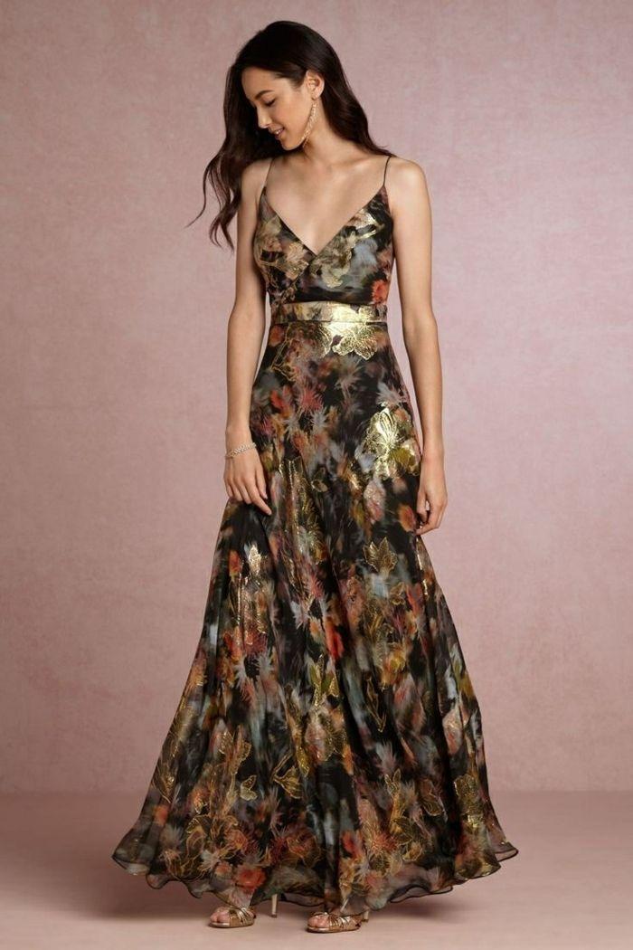 1001 Ideas Vestidos Para Bodas Para Invitadas Vestidos De Flores Largo Vestidos Largos Para Boda Vestidos Largos De Dia