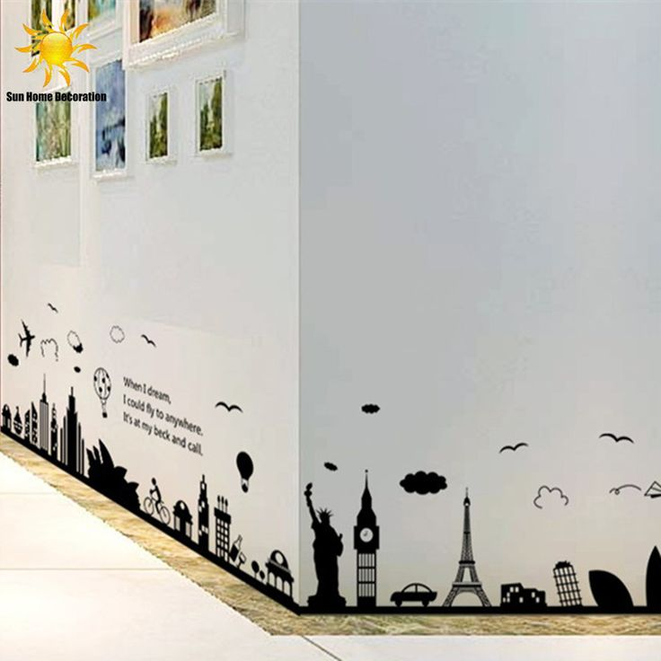 10 best adesivi murali images on pinterest | wall stickers, wall ... - Adesivi Per Camera Da Letto