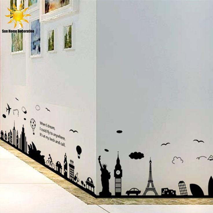Pi di 25 fantastiche idee su decorazione della parete 3d for Grande disposizione della camera familiare